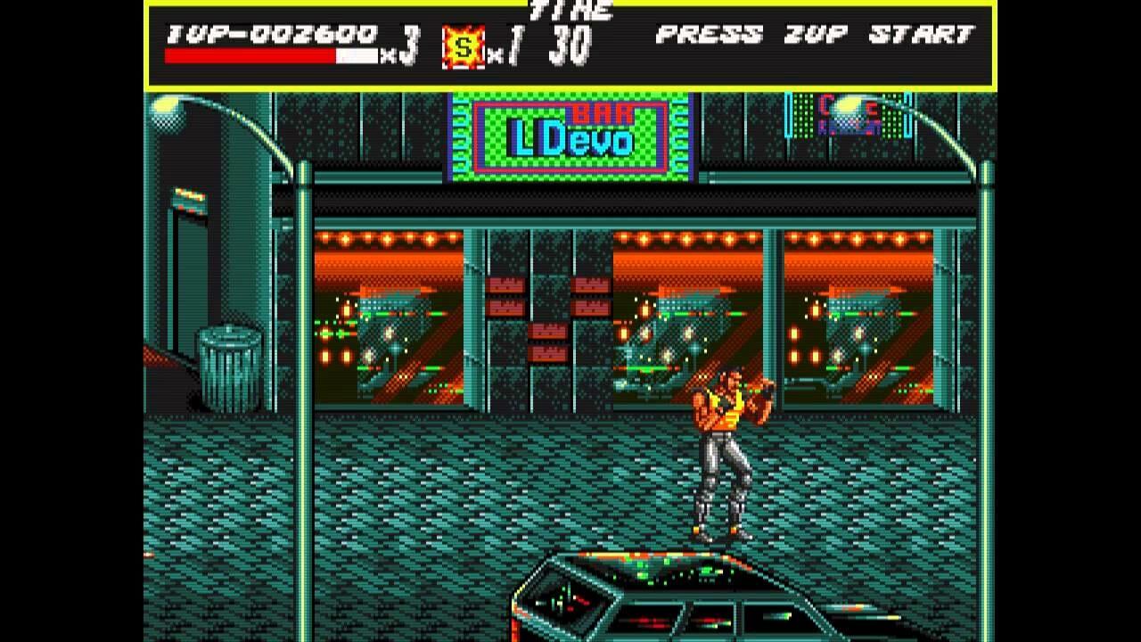 Sega Mega Drive Turns 30