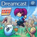 Intrepid Izzy Dreamcast PAL Cover