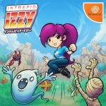 Intrepid Izzy Dreamcast JP Cover