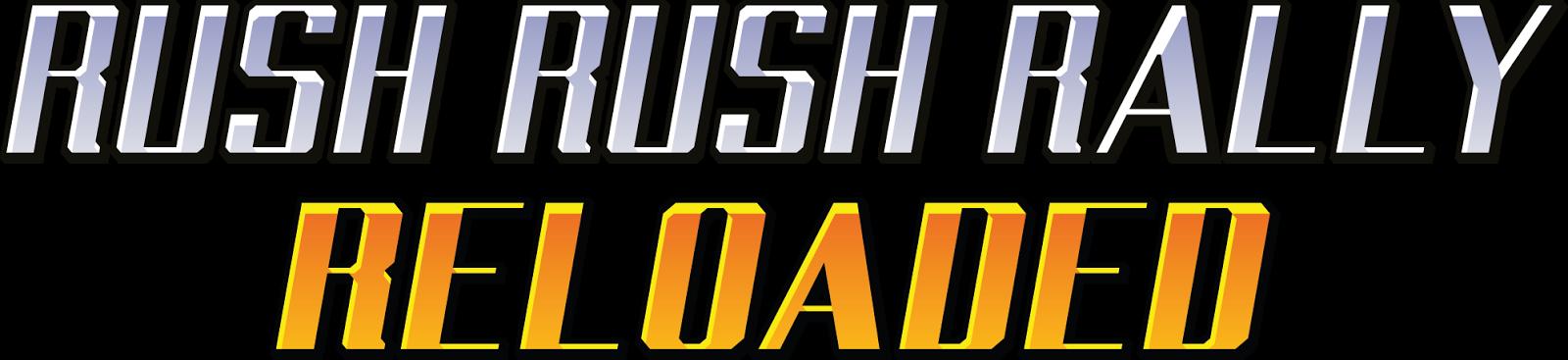 Rush Rush Rally Reloaded logo