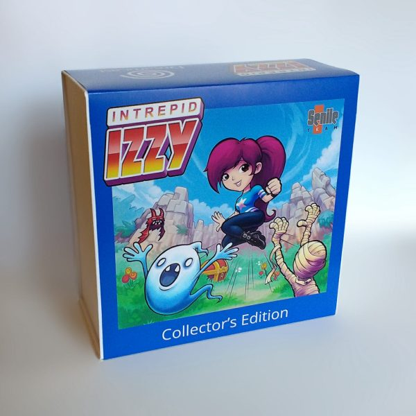 Intrepid Izzy Collector's Edition